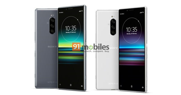 [Exclusive]: Here are the specifications, images, prices of Sony Xperia 1, Xperia 10, Xperia 10 Plus, and Xperia L3