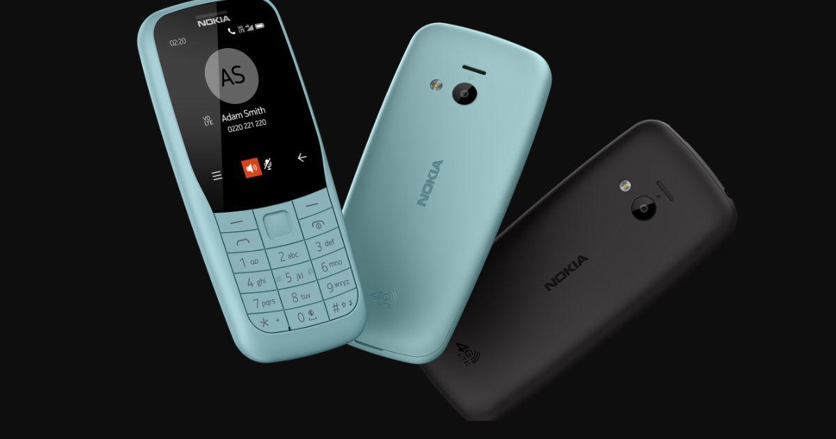 Nokia 220 4g And New Nokia 105 Announced Pricing Starts Around Rs 1 000 91mobiles Com
