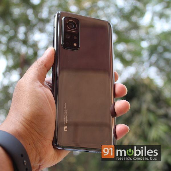 5G मोबाइल फोन Xiaomi 10T