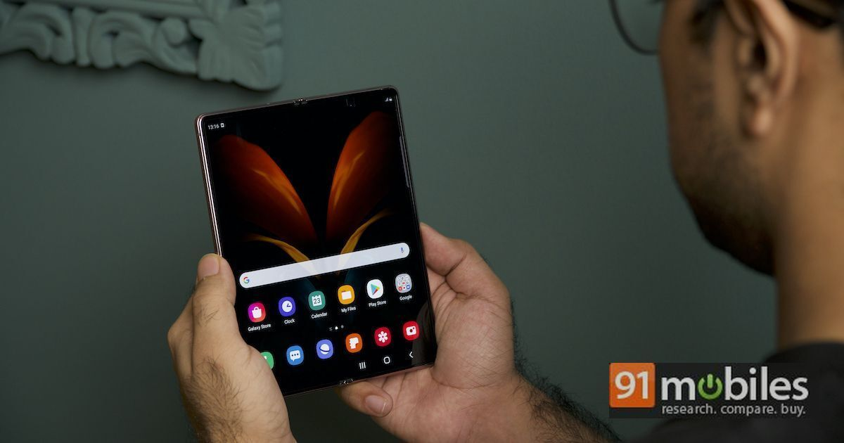 Samsung Galaxy Z Fold 3 worth to be decrease than that of the Galaxy Z Fold 2: report