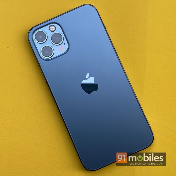 5G मोबाइल फोन iPhone 12 श्रृंखला