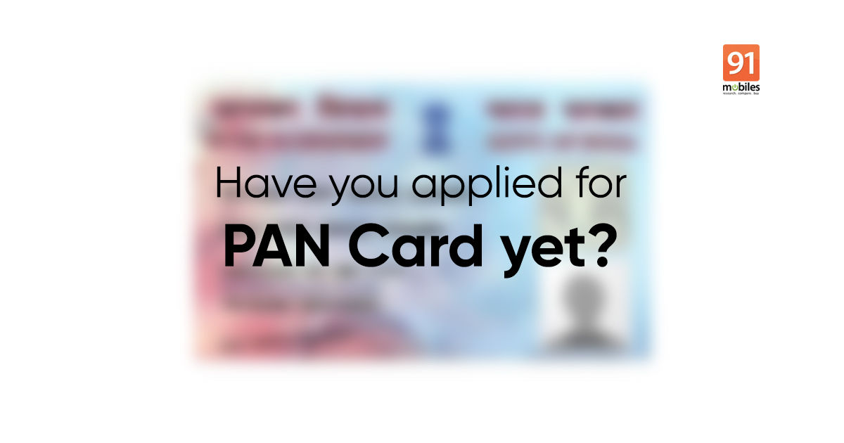 PAN Card on-line apply: The best way to apply for PAN Card on-line, verify standing, and obtain e-PAN