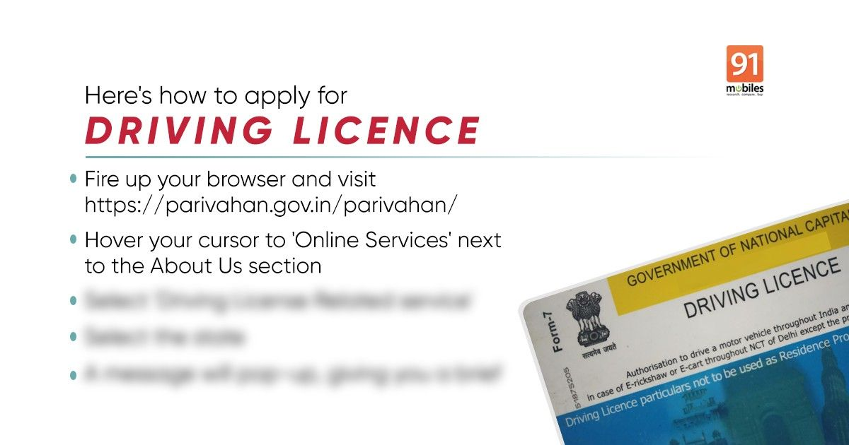 Driving Licence: How one can apply for driving license on-line, obtain gentle copy, and extra