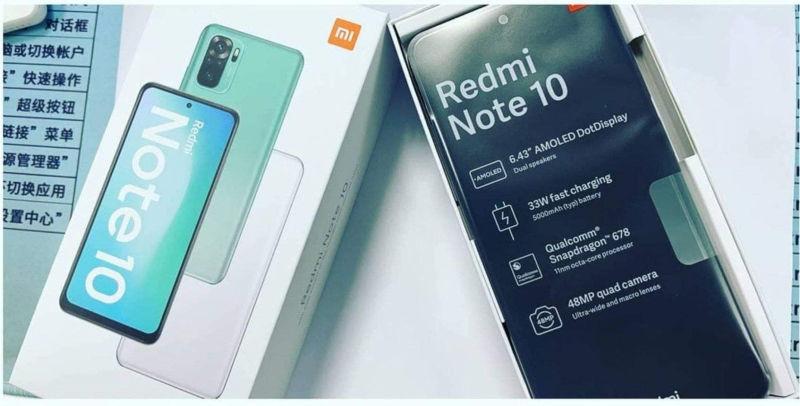 Redmi Note 10-1