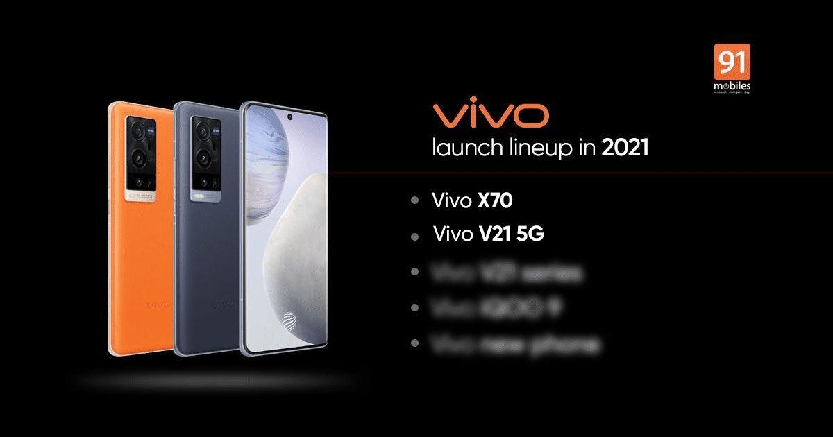 Vivo new cellphones launching in 2021: Vivo X70 sequence, Vivo V21 SE, Vivo NEX 5, and extra