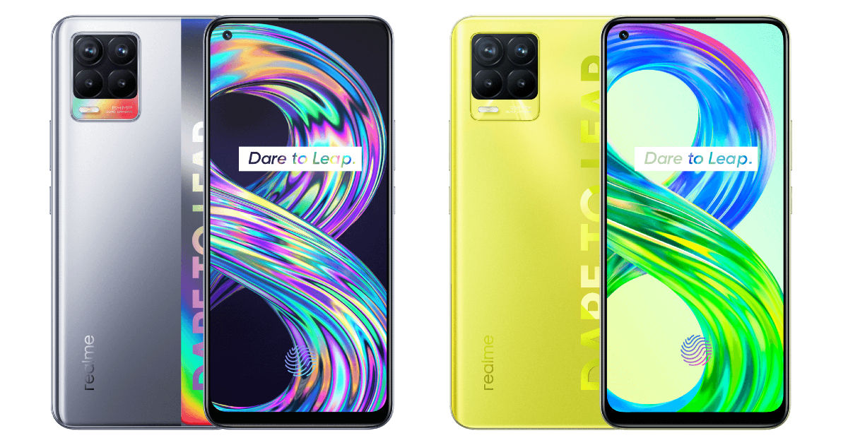 Realme 8, Realme 8 Pro first sale today: where to buy the new affordable  smartphones | 91mobiles.com