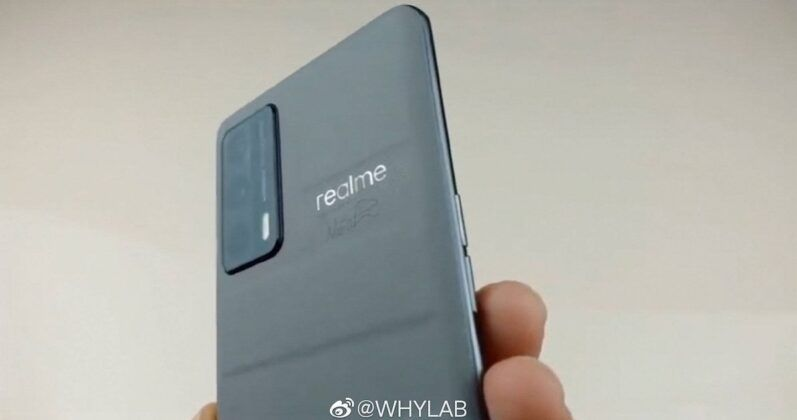 Realme X9 Pro live image