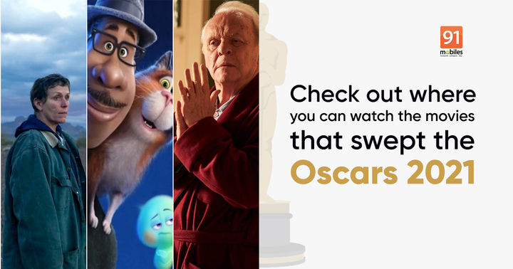 How to watch Oscar 2021 movies online in India: Sound of metal, Soul, Trial of Chicago 7, and more