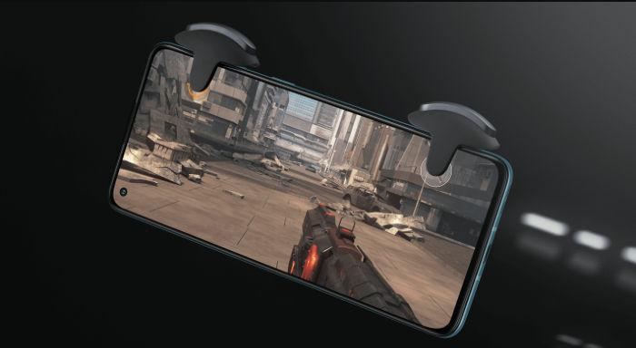 OnePlus गेम ट्रिगर