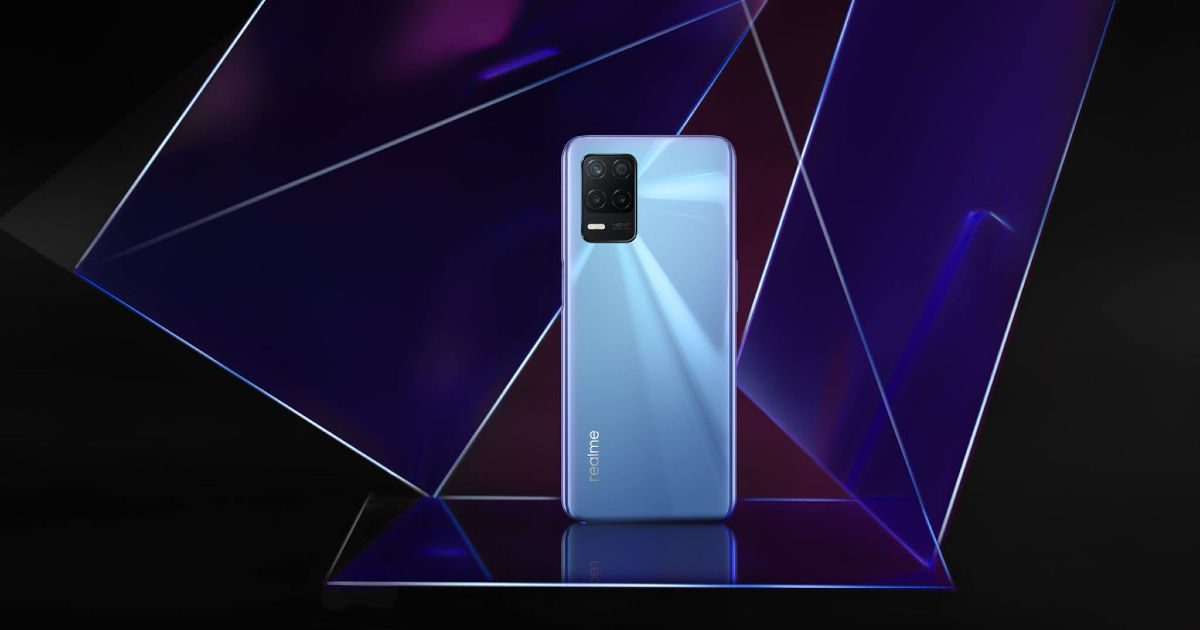 Realme 8 5G specs spotted on Google Play Console; colour variants revealed  in teaser image
