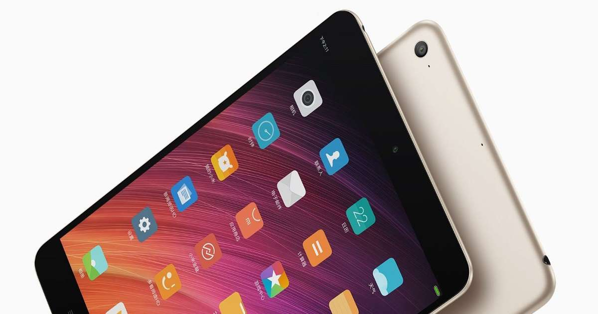 Xiaomi could also be engaged on three high-end tablets to compete with iPads