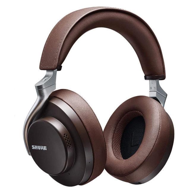 Shure AONIC 50 वायरलेस शोर रद्द करने वाला हेडफ़ोन