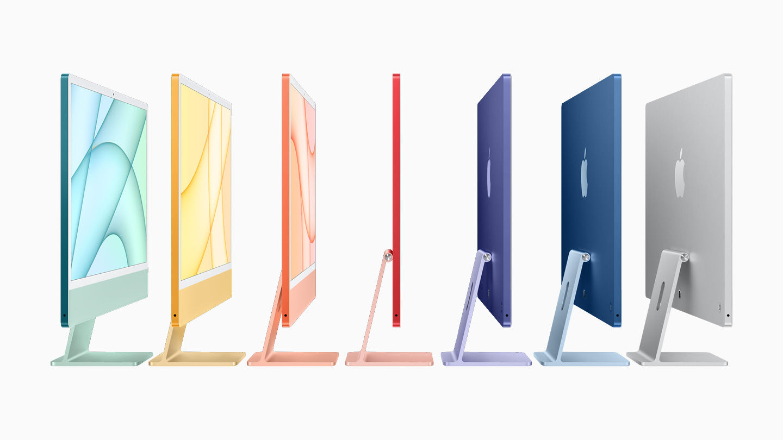 iMac 2021 डिजाइन रंग मूल्य भारत विनिर्देशों