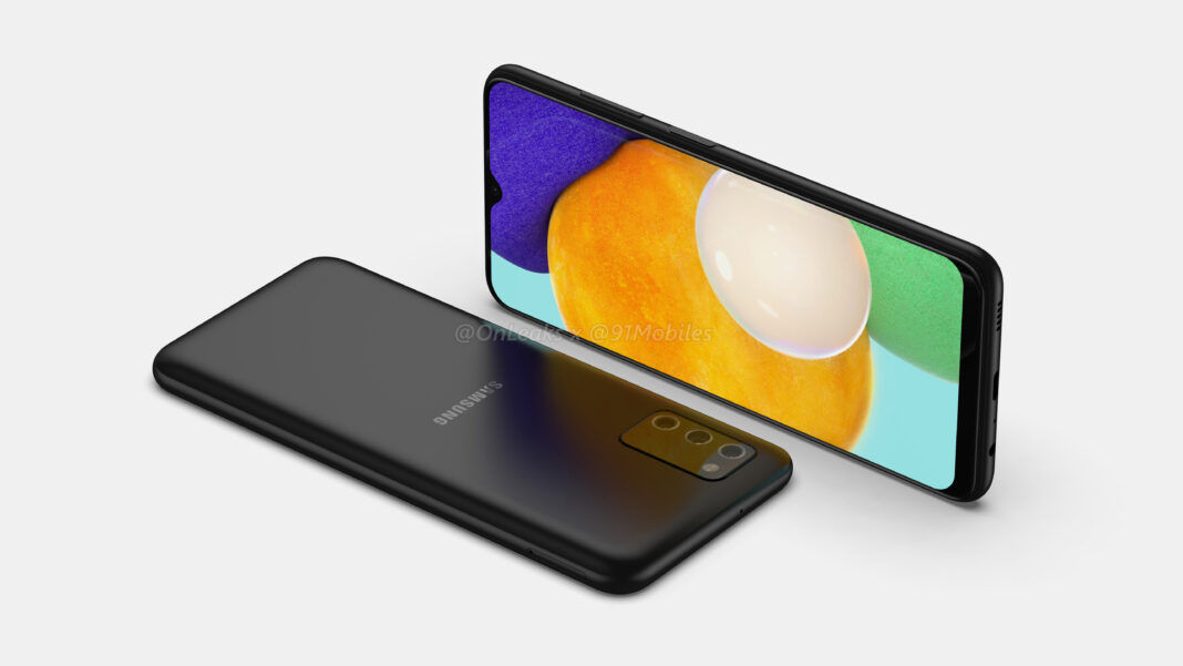 The device follows design cues from the rest of Samsung's lineup. Courtesy: 91Mobiles
