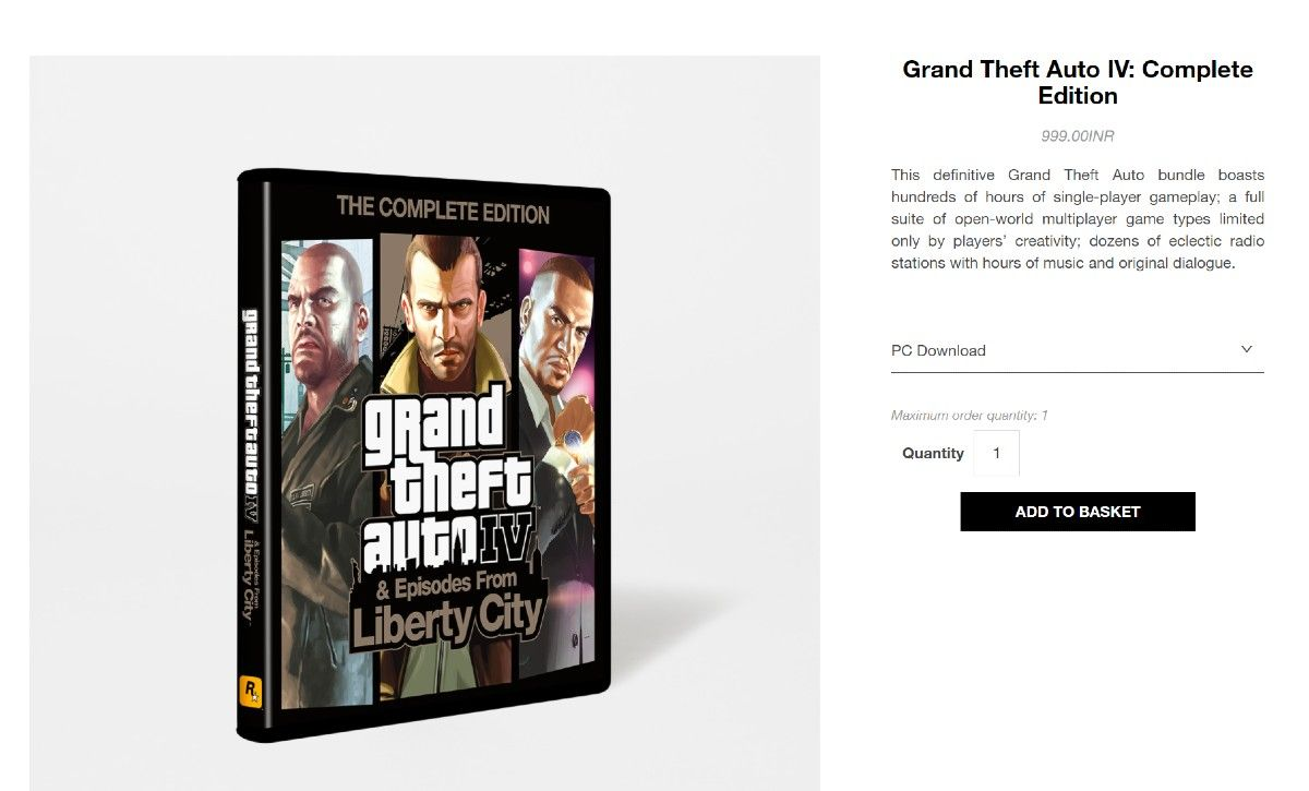 GTA 4 download for PC