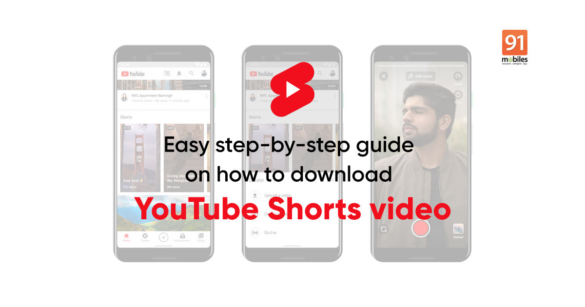 Download YouTube Shorts: How to download YouTube Shorts video for offline viewing