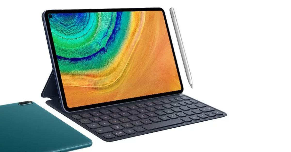 Huawei MatePad Professional 2 (WGR-W09) specs seem on Geekbench