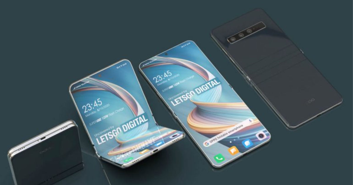 OPPO foldable telephone with Moto Razr-like design within the works, could launch in June: report