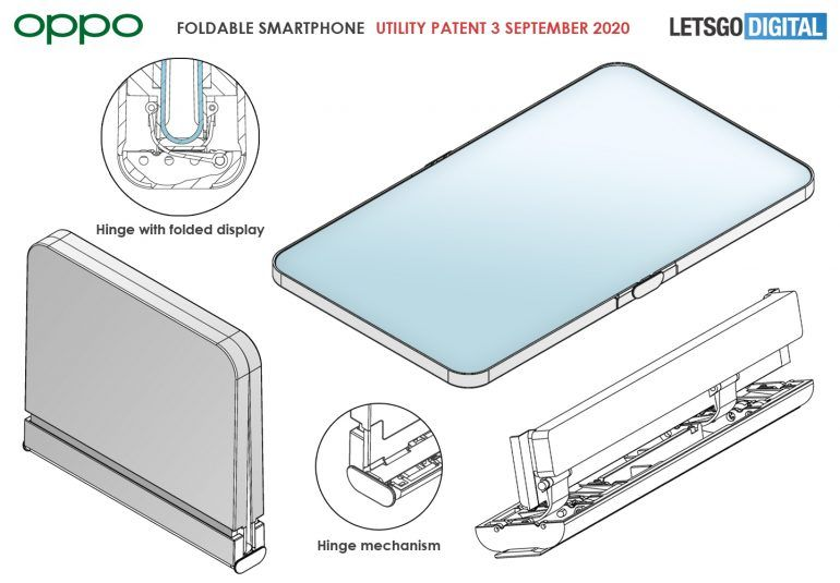 OPPO_foldable_smartphone