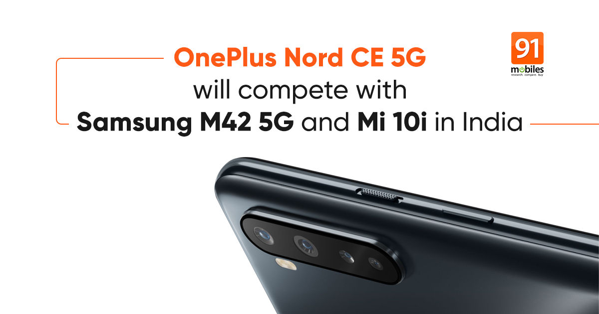 OnePlus Nord CE 5G specs leaked: Snapdragon 750G, 90Hz AMOLED show, and extra