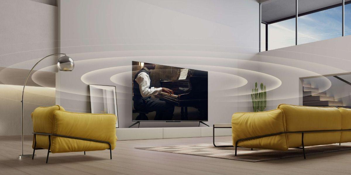 Realme Smart TV 4K Dolby Atmos sound
