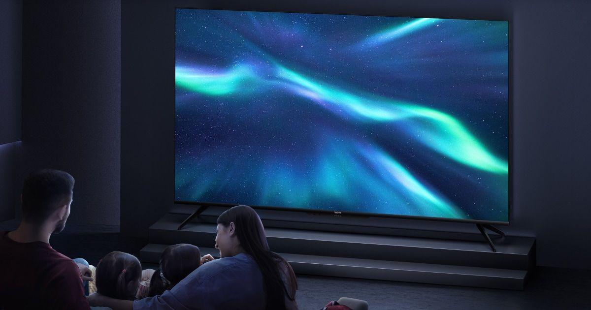 Realme Smart TV - Dolby vision