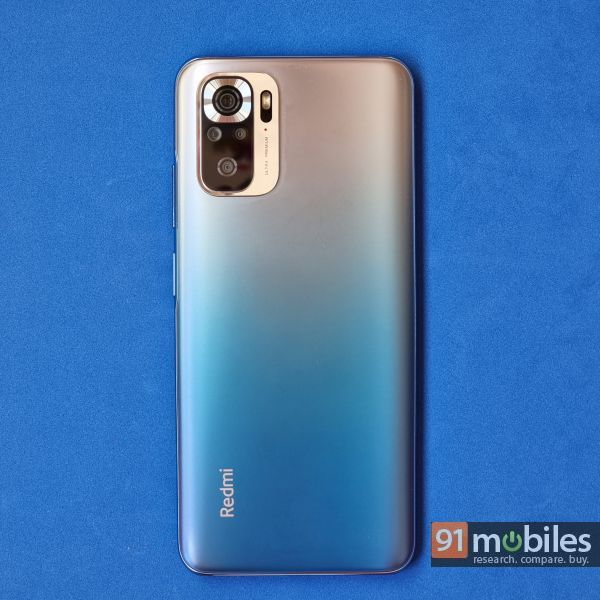 Redmi Note 10S goes on first sale in India: price, specifications, and where to buy