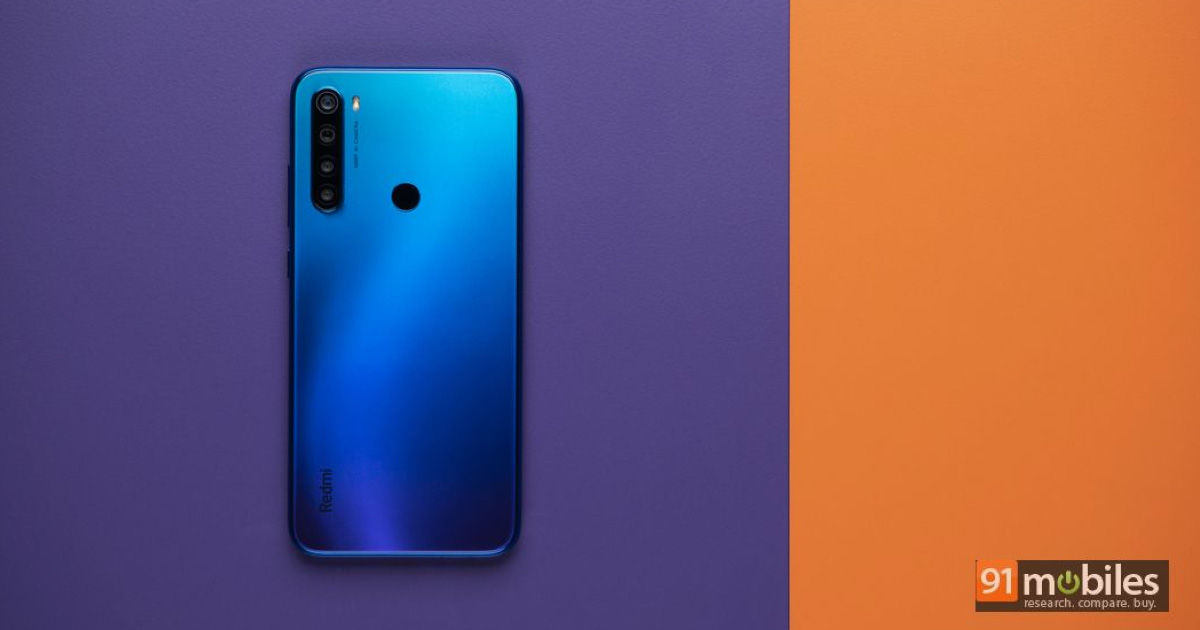 Redmi Notice 8 (2021) launch appears imminent because it receives Bluetooth SIG certification