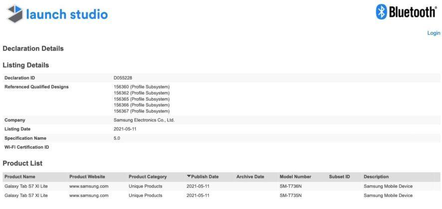 Samsung_Galaxy_Tab_S7_XL_Lite_Bluetooth_SIG_certification_02