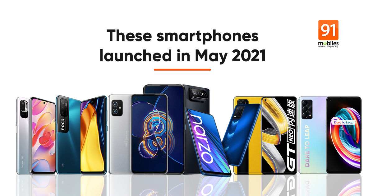 Telephones launched in Might 2021: POCO M3 Professional, Redmi Notice 10 5G, Samsung Galaxy F52, and extra