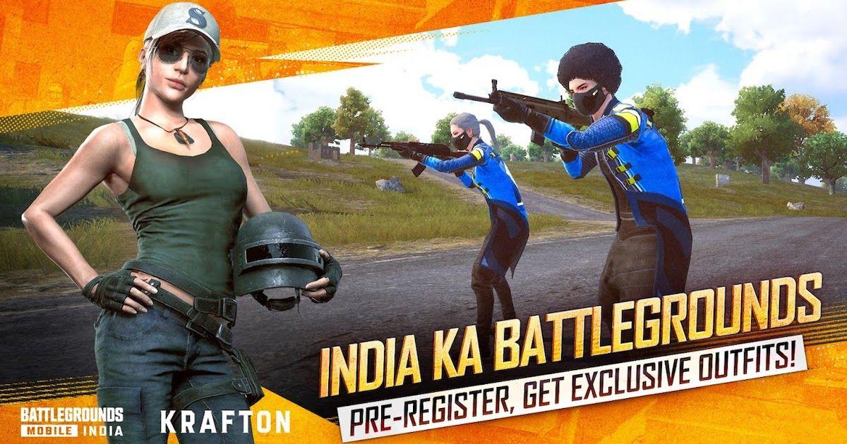 Battlegrounds Mobile India pre-registration, rewards, trailer, and more