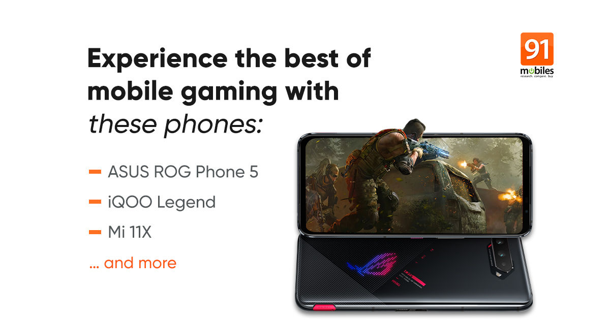 Finest gaming telephones in India for Battlegrounds Cellular India, Free Hearth, Fortnite and extra