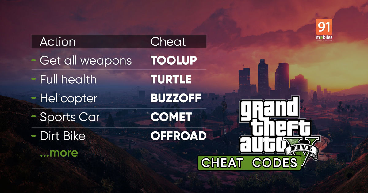 the right way to use GTA 5 cheat codes on PC, PS4, Xbox 360, and extra