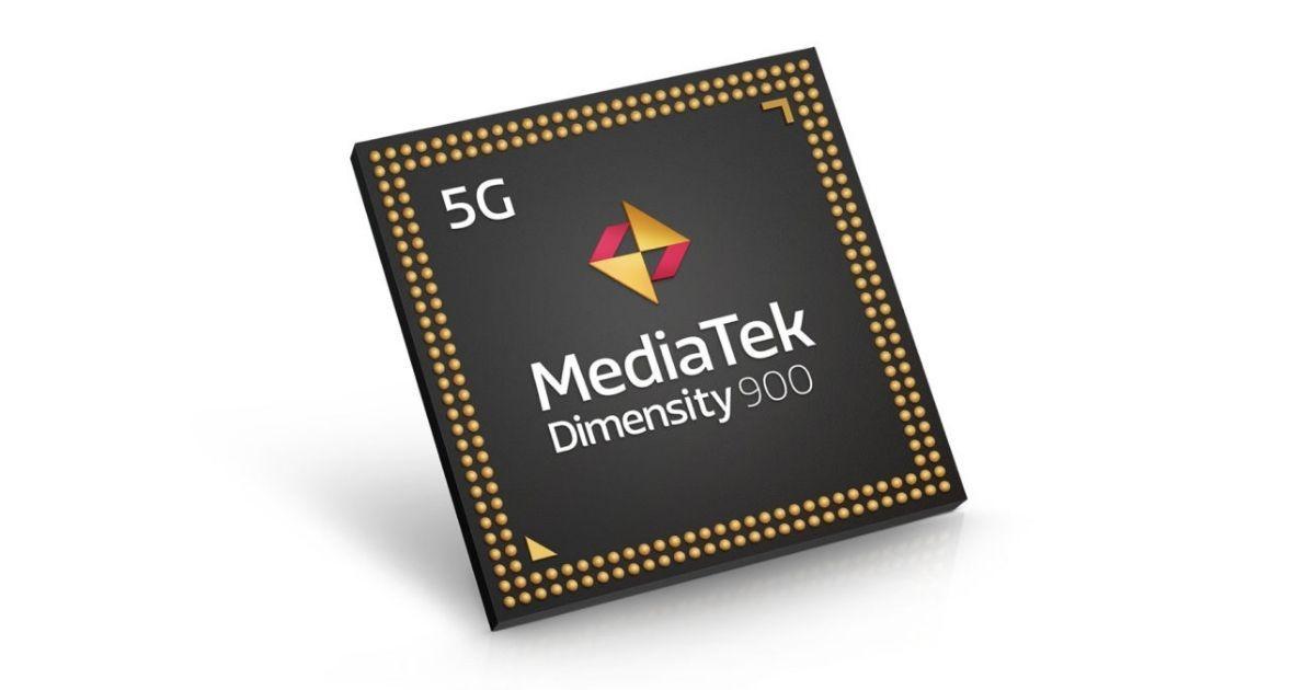 MediaTek Dimensity 900 5G chipset launched for mid-range gadgets