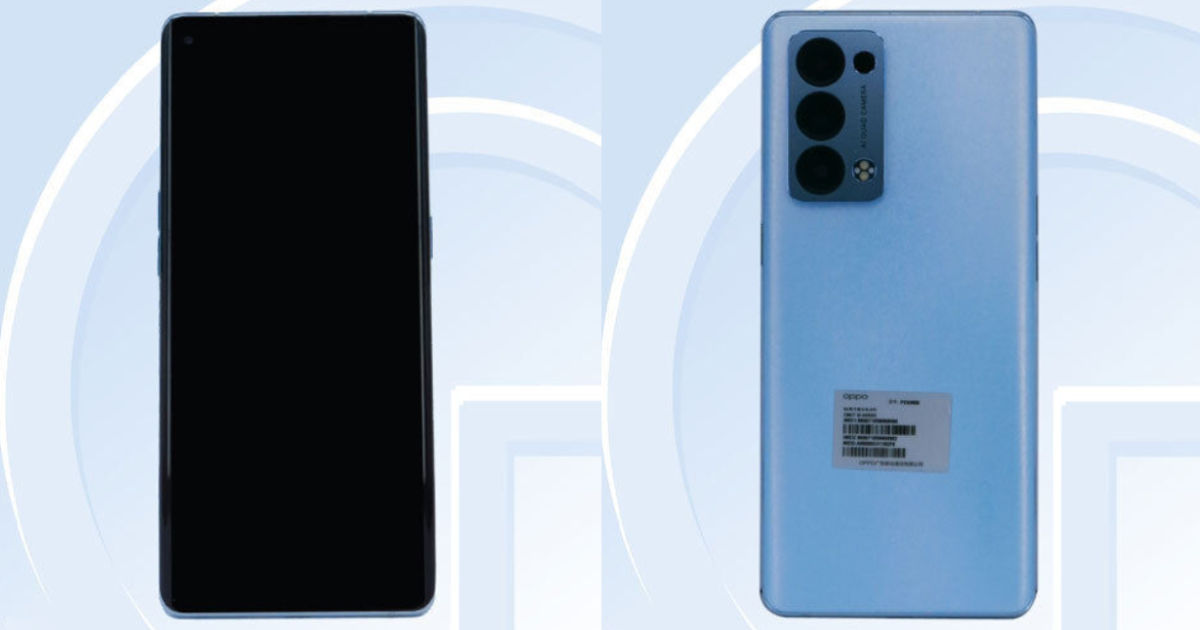 OPPO Reno6 Professional 5G (CPH2247) noticed on NBTC certification forward of launch