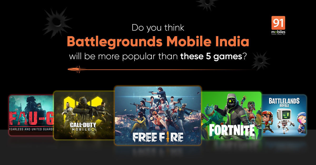 Battlegrounds Cell India launch quickly: 5 video games it'll compete in opposition to