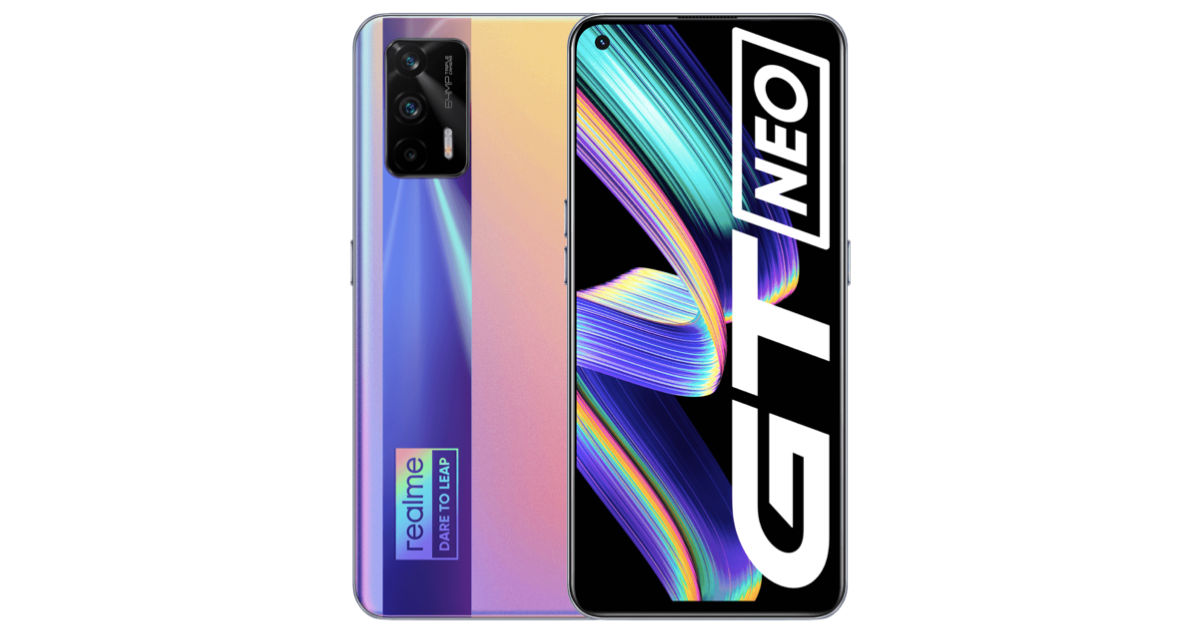 Realme GT Neo Flash Version launch tipped, could include 65W fast-charging