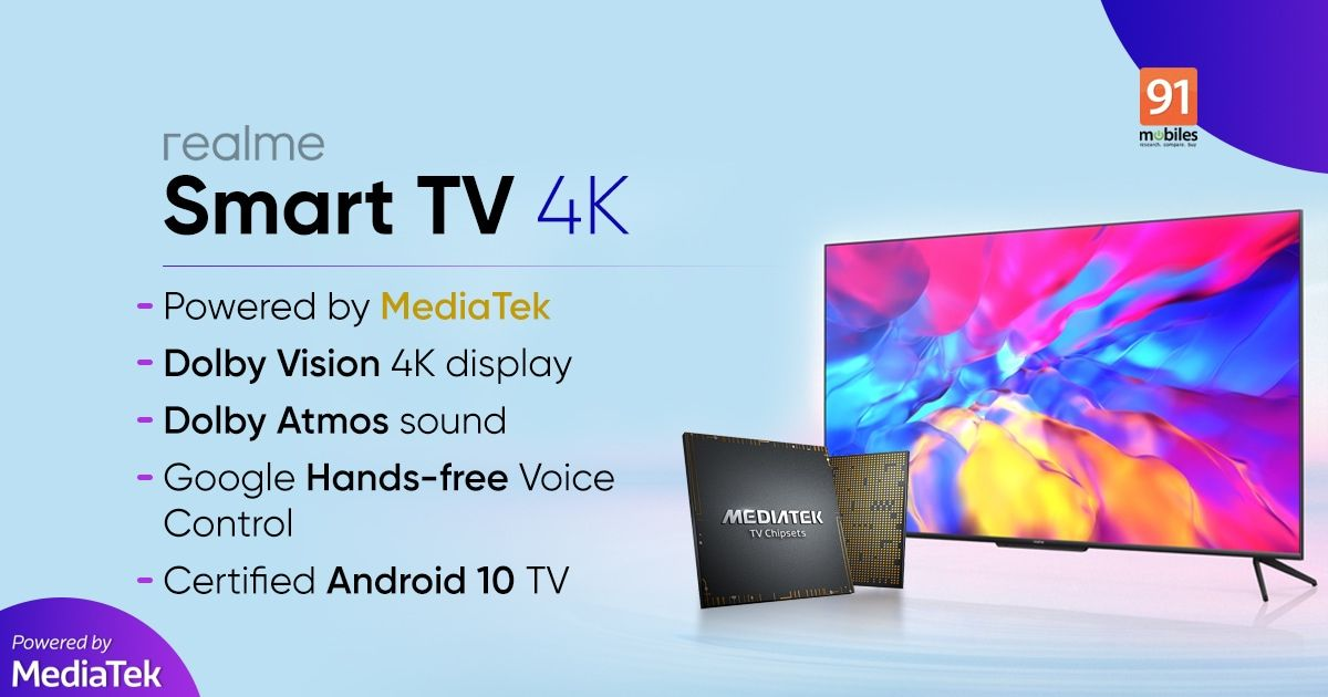 realme Sensible TV 4K powered by MediaTek overview: the brand new stalwart within the reasonably priced UHD phase