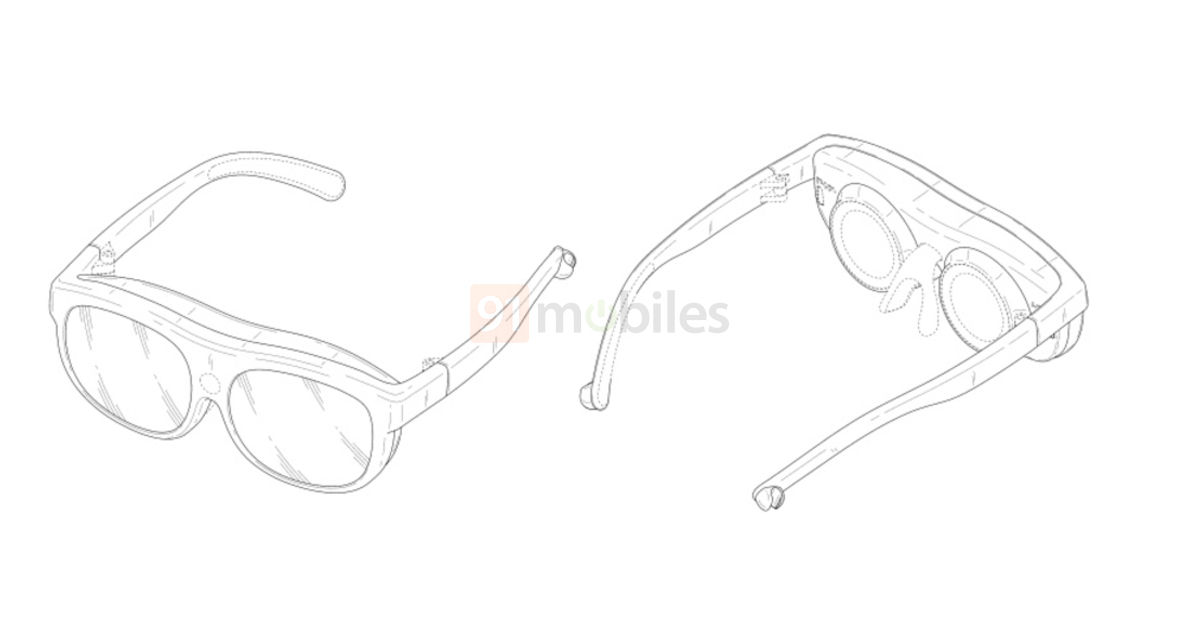 Samsung AR glasses patent suggests a brand new design could possibly be within the works