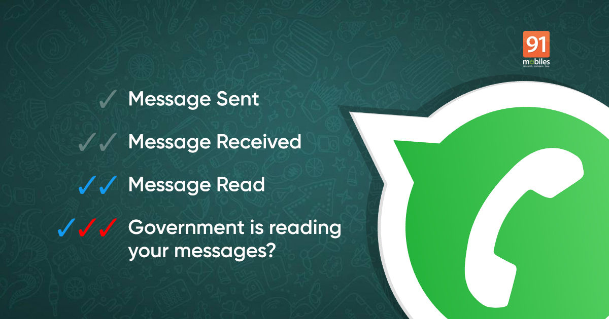 Authorities studying your messages? What's the reality behind viral WhatsApp message