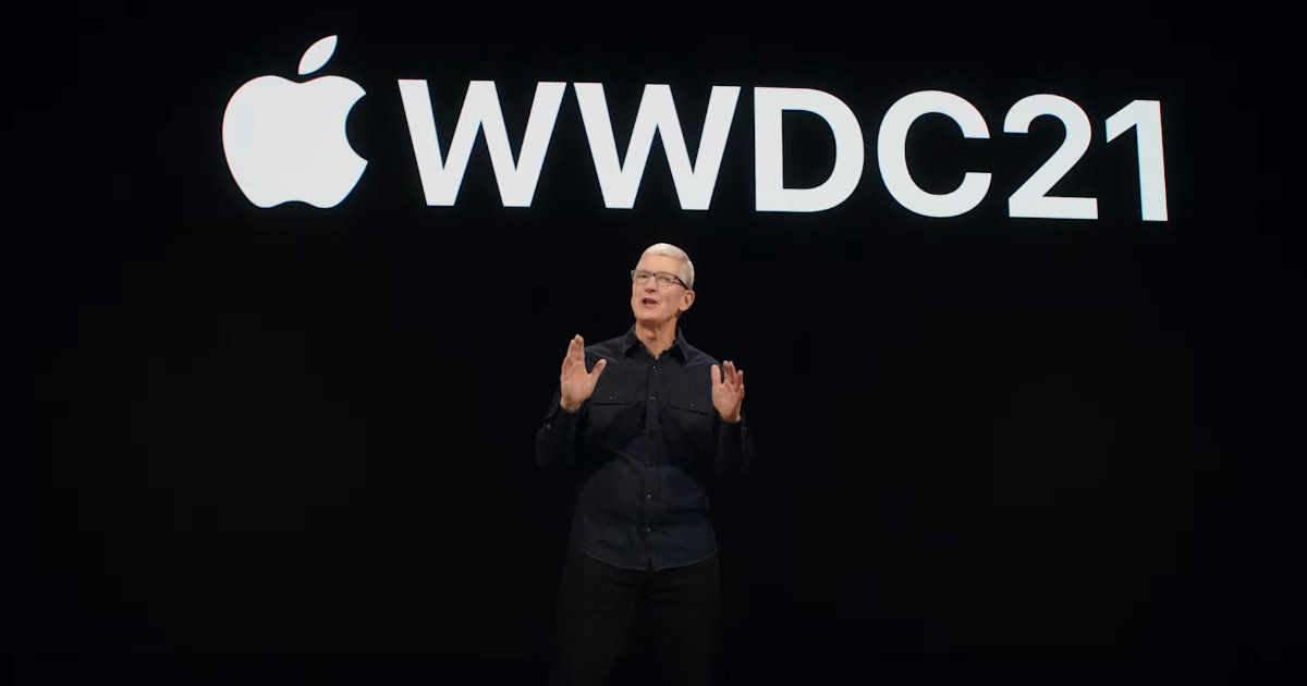WatchOS 8 and macOS Monterey introduced at WWDC 2021