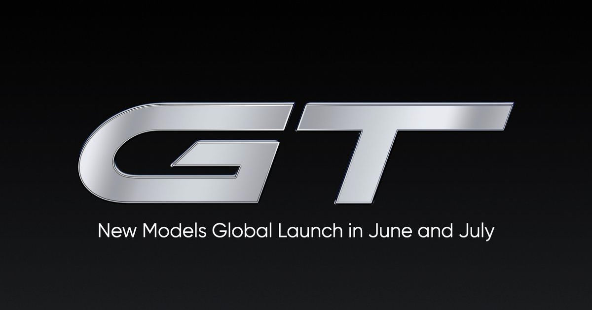 Realme GT 5G world launch confirmed for June, Realme GT digicam flagship coming in July