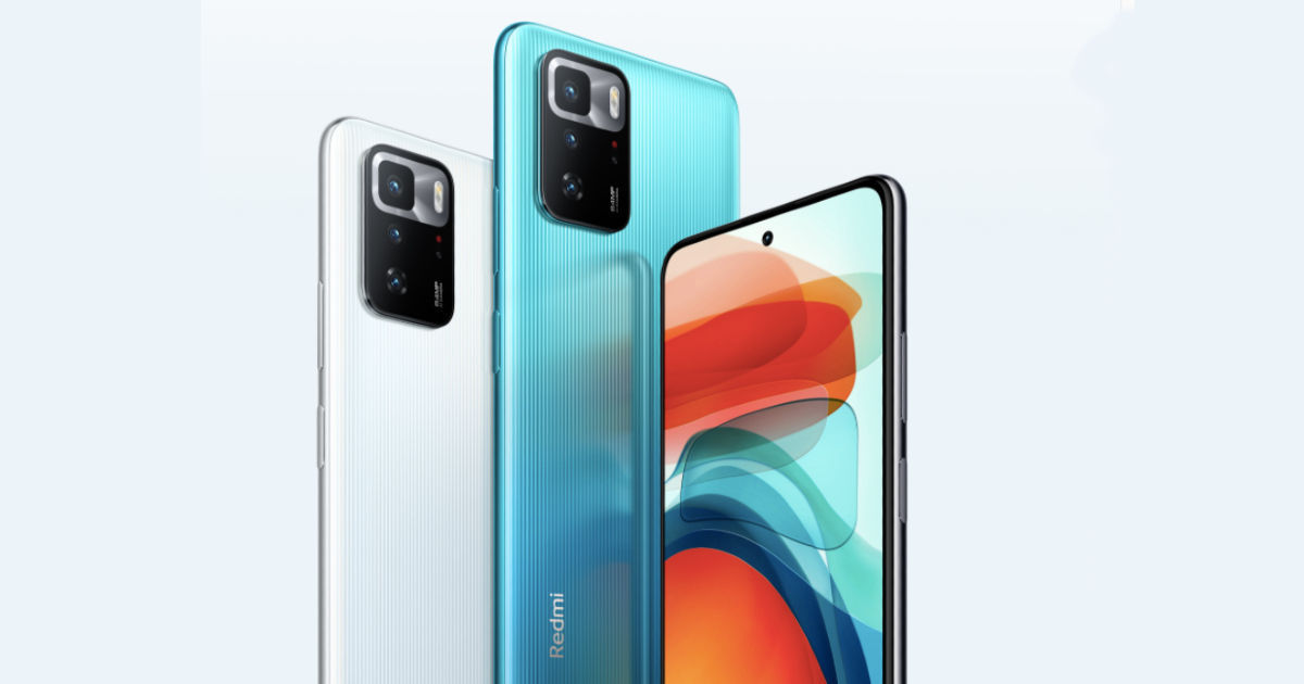 POCO X3 GT is certainly a rebrand of Redmi Word 10 Professional 5G China variant