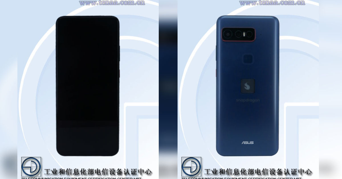 Attainable ASUS gaming telephone powered by Qualcomm chipset exhibits up on TENAA