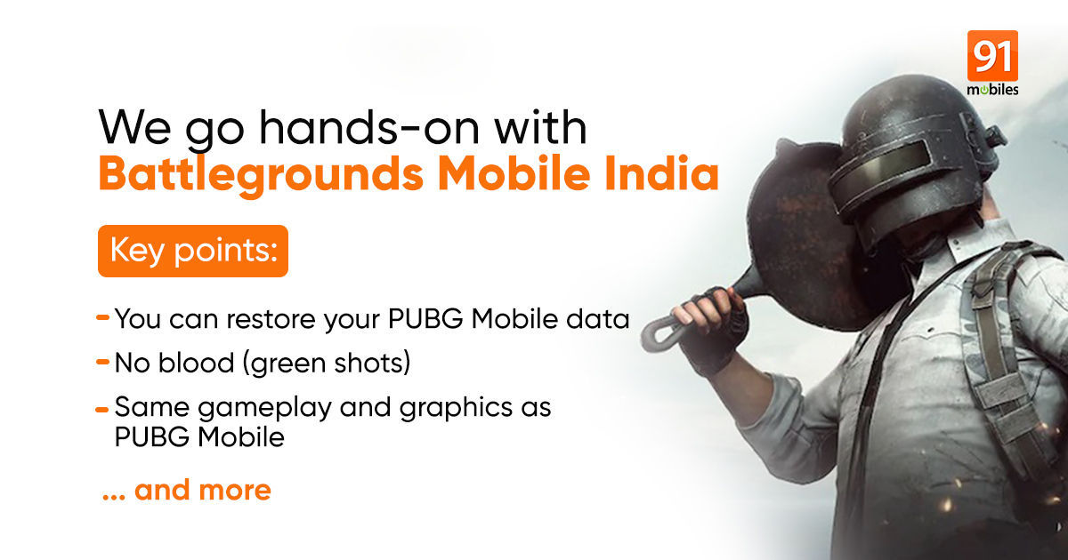 Battlegrounds Cell India (BGMI): when will it launch, first impressions, easy methods to switch PUBG Cell information, and extra