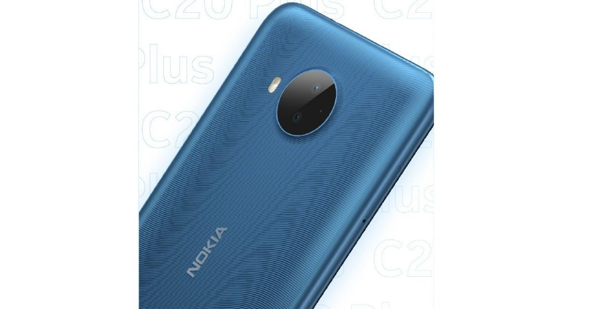 Nokia C20 Plus launch date and design revealed by way of promo picture