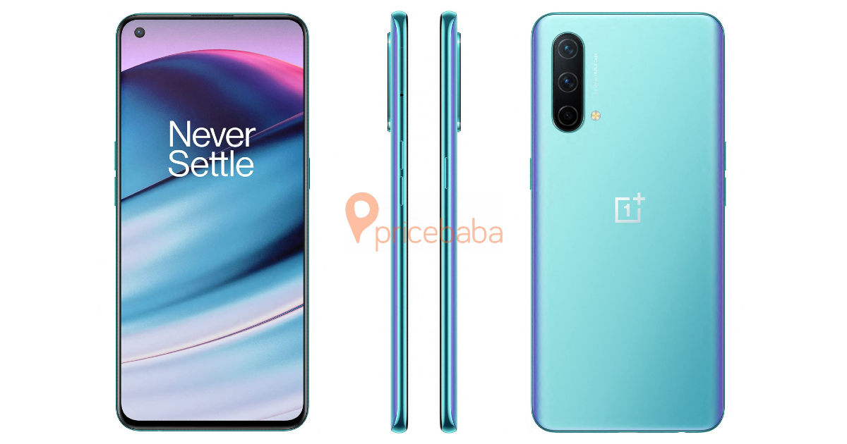 OnePlus Nord CE 5G battery and quick charging confirmed; renders and RAM variants leaked