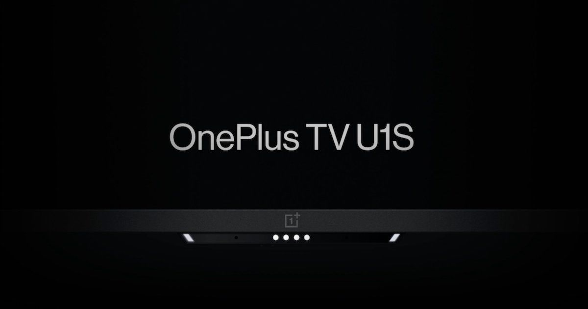 OnePlus TV U1S launched in India with 4K bezel-less show, 30W audio system, and Android TV 10: value, specs