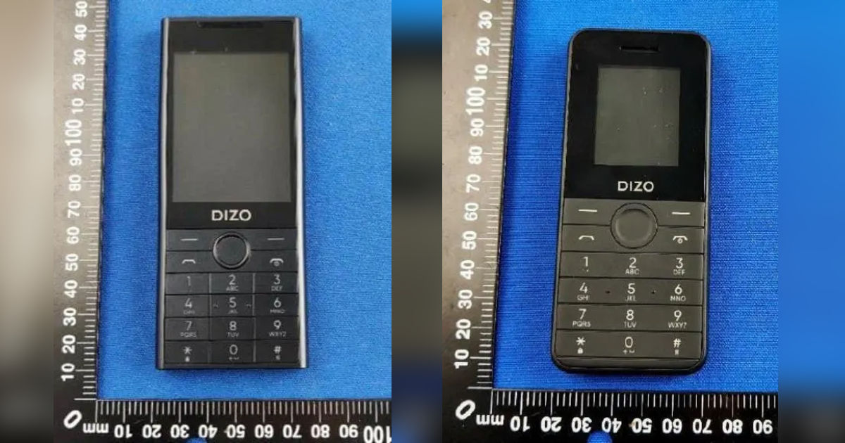 Realme DIZO Star 500 and 300 characteristic telephones bag 3C and FCC certifications