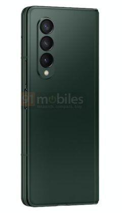 Samsung_Galaxy_Z_Fold3_green_color_render_08
